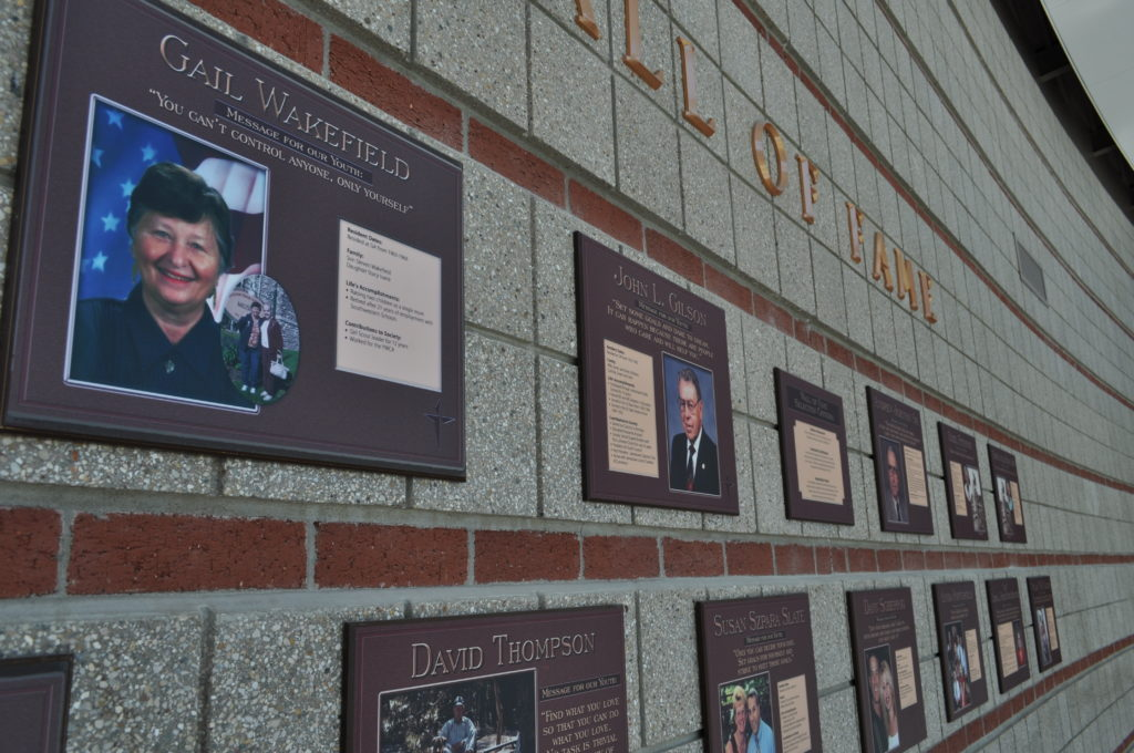 2006 – G.A. Wall of Fame