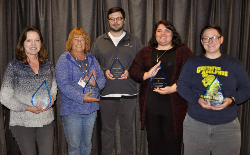 G.A. Family Services Honors Staff at Award Ceremony