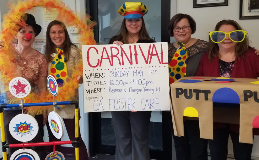 G.A. Family Services Foster Care Program to Host Free Kids Carnival