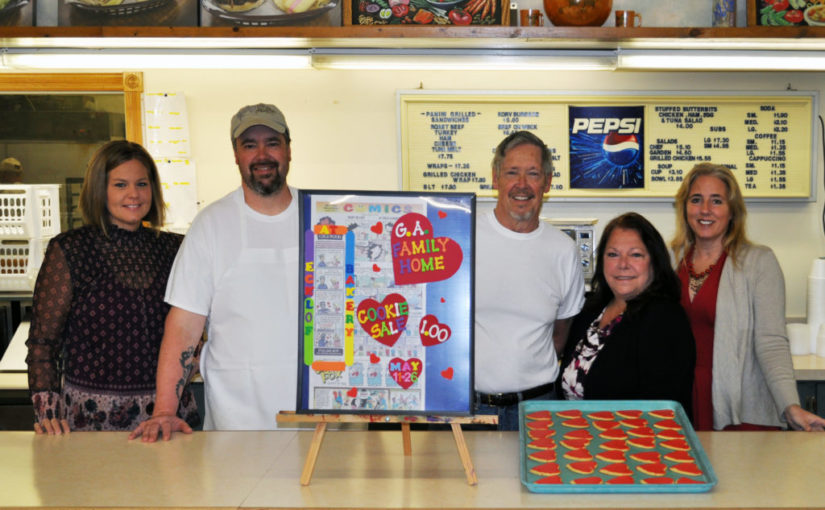 Ecklof Bakery Cookie Sale to Benefit G.A. Family Services